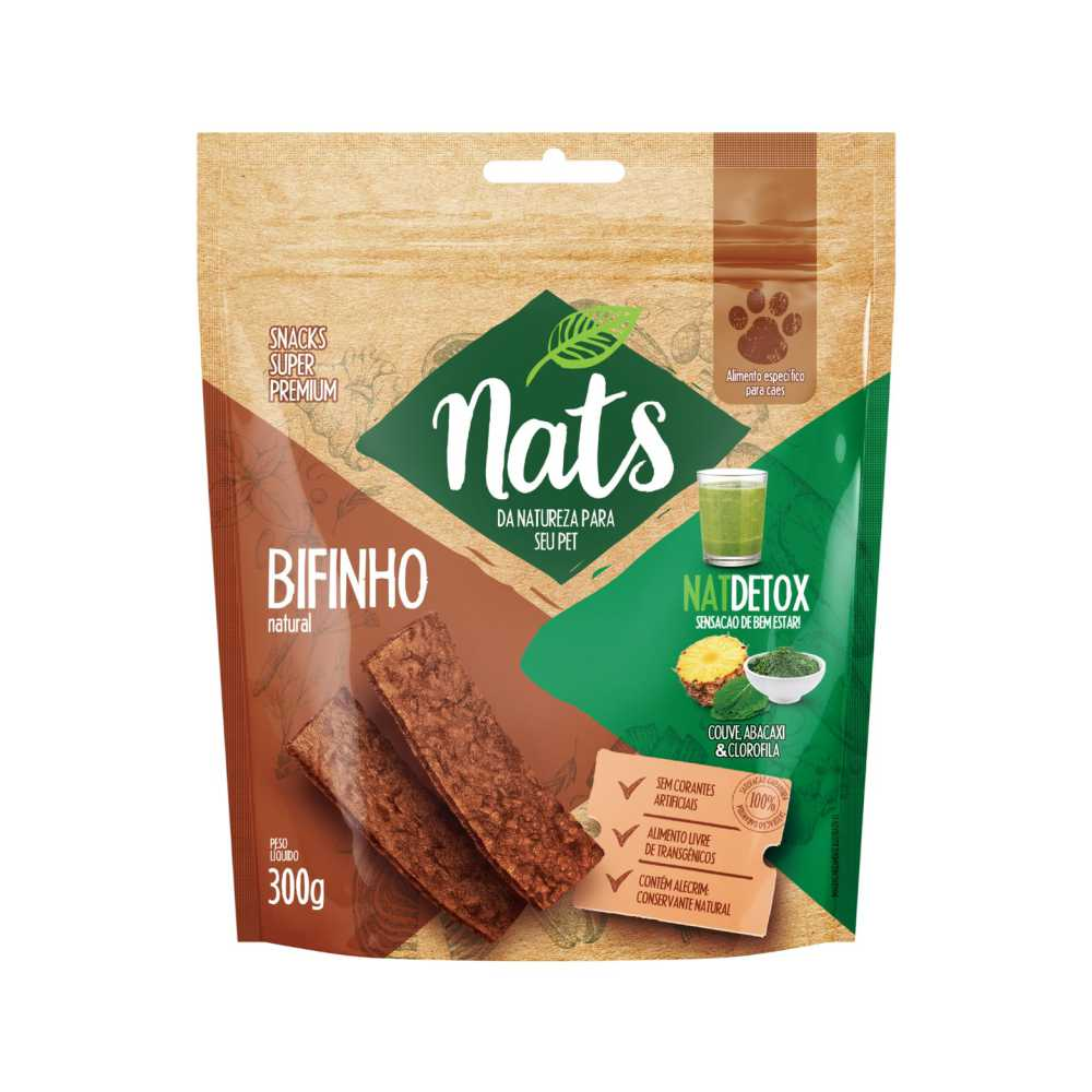 BIFINHO NATURAL NATDETOX