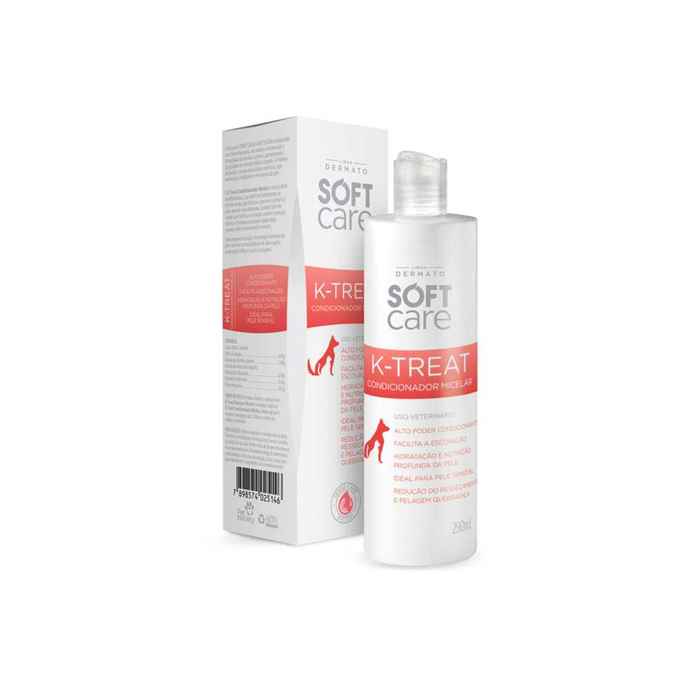 SOFT CARE K-TREAT CONDICIONADOR MICELAR 290 ML
