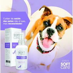 SOFT CARE PET GLOVE  50 G PET SOCIETY