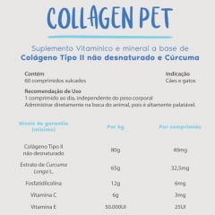 COLLAGEN PET 500MG 60 COMP
